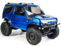 '' 'All' '1/10 J3 Jimny Body (Clear) for CMX CFX'