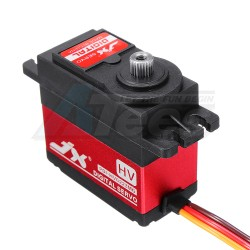 MiscellaneousAll23kg Digital Metal Gear Servo .18s 23kg @8.4v