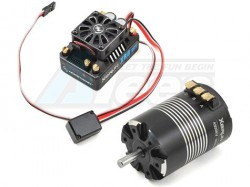 MiscellaneousAllXeRun XR8 SCT Black Edition 3652SD-D5.0-G2 4300KV Brushless System