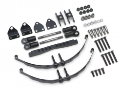 Boom RacingBRX01Rear Leaf Spring Conversion Kit