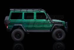 Traction HobbyB-G5501/8 Brabus G550 4X4 Cawler RTR Green