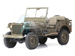 ROC HobbySCALER1/6 1941 MB SCALER 4x4 US Army Truck Crawler (Without Radio)