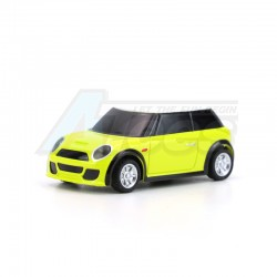 MiscellaneousAll1:76 Finger Sized Proportional On-Road RC Car RTR Starship Yellow