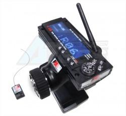 '' 'All' 'Flysky FS-GT3B Digital 3CH 2.4Ghz TX & RX LCD Transmitter & Receiver'