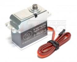MiscellaneousAllAluminium 25kg 0.09s @7.4V Brushless Motor Metal Digital Servo
