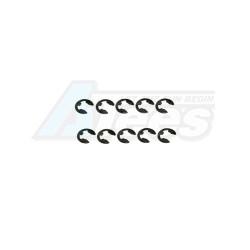 Serpent E-Clip 3.2mm 10pcs SER110301