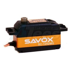 MiscellaneousAllLow Profile Super Speed Metal Gear Digital Servo (44.5g/0.7sec/7kg/6v)