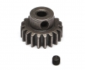 Miscellaneous All 19T/5mm M1 Steel Pinion Gear - 1 Pc by Boom Racing