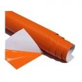 Miscellaneous All RC Scale Accessories - Graphite Sticker 20x30 CM Orange by Boom Racing
