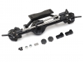 Team Raffee Co. Miscellaneous All Complete Front Axle for G2 TF2 D90/D110 Yota Axle