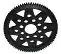 3Racing Sakura XI Sport 48 Pitch Spur Gear 80t (plastic) by 3Racing