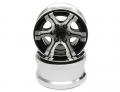 Miscellaneous All EVO™ 2.2 High Mass Beadlock Aluminum Wheels Twin-6 (2) by Boom Racing