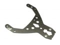 HPI Baja 5B RTR/5B SS/5T Graphite Front Upper Plate by VIM