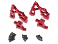 Team Losi Desert Buggy XL Aluminum Rear Gearbox Mount Red by VIM