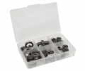 Team Associated  RC8.2 High Performance Full Ball Bearings Set Rubber Sealed (28 Total) - by Boom Racing