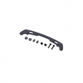 Tamiya Mini 4WD SSG Carbon Wide Front Plate For All M4WD by 3Racing