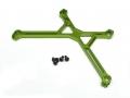 GPM Racing Axial Yeti Aluiminium Battery Holder - 1 Pc Set  Green