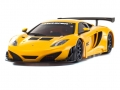 Kyosho Mini-Z MR-03 ASC MR-03W-MM McLaren 12C GT2 Orange by Kyosho