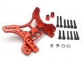 Team Losi  Desert Buggy XL  Front Shock Tower Red by FID Racing