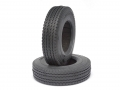 Boom Racing Tamiya 1/14 Truck (1838LS) Rubber Tire For Tractor Truck (2) Medium Compound