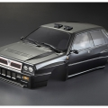 Killerbody Miscellaneous All Lancia Delta HF Integrale 16V Finished Body Black (Printed) Light buckets assembled