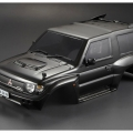 Miscellaneous All Mitsubishi PAJERO EVO 1998 Finished Body Black (Printed) Light buckets assembled by Killerbody