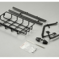 Miscellaneous All Nylon Luggage Rack & Smoke Exhaust Snorkel by Killerbody