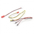 Miscellaneous All LED Unit Set for Wing Mirror (2 Yellow LEDS   Diameter: 3mm) by Killerbody