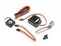 Miscellaneous All TORO TS120A Competition Brushless Sensored ESC For 1/10 RC Black by SkyRC