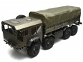 Miscellaneous All Boom Racing T815 8x8 Full Metal 1/10 Off Road Military Truck by Boom Racing
