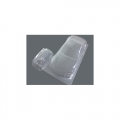 Miscellaneous All Toyota 86 Body and Light Case Set (Clear) by 3Racing
