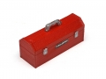 Miscellaneous All Scale Accessories - Tool Box Red by Top-Shelf Hobby