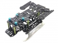 Miscellaneous All Transformation 300 All Carbon Fiber Foldable Quadcopter Aircraft Frame by EMAX