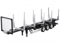 Miscellaneous All 1/14 Scale 3 Axle Tamiya Tractor Truck Stanchion Semi-Trailer  by Hercules Hobby