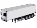 Hercules Hobby Miscellaneous All 1/14 Scale 40 Foot Reefer Semi-Trailer 2 Axle V2