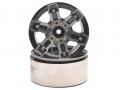Miscellaneous All EVO™ 1.9 High Mass Beadlock Aluminum Wheels HNC - 6 (2/Set)  by Boom Racing