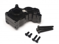 Axial SCX10 Aluminum Center Gearbox - 1 Pc Black [RECON G6 The Fix Certified]  by Boom Racing