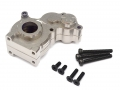 Axial SCX10 Aluminum Center Gearbox - 1 Pc Silver [RECON G6 The Fix Certified]  by Boom Racing