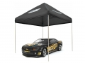 Miscellaneous All ATees 1/10 Scale Compact Pit Tent - 1 Set Black by ATees