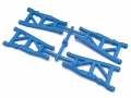 Traxxas Slash 4X4 MadMax Strong Arm Set Slash 4X4 Blue by MadMax