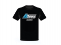 Clothing T-Shirts ATees Round Neck T-shirt 100% Cotton M Black by ATees