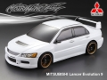 Miscellaneous All Mitsubishi Lancer Evolution 9 Body Shell by Matrixline RC