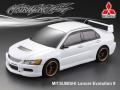 Miscellaneous All Mitsubishi Lancer Evolution 9 Body Shell by Matrixline RC