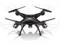 Miscellaneous All Syma X5SW Explorers II FPV 2.4G RC Drone Quadcopter 2MP Wifi Camera RTF Black by Syma