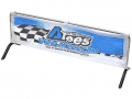 Miscellaneous All Scale Accessories - ATees Racing Banner Barrier 20x6cm by ATees