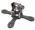 Miscellaneous All Mitsuko 150 4-inch Carbon Fiber Quadcopter Plus-Frame by ShenDrones