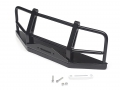 Team Raffee Co. Miscellaneous All Front Bull Bar For D90/D110 (1) Black