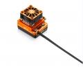 Miscellaneous All Hobbywing XERUN XR10 PRO V4 Sensored Brushless ESC Black Orange by Hobbywing