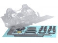 Axial RR10 Bomber RR10 Interior Ser - .040 by Axial Racing