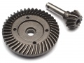 Axial Yeti Heavy Duty Bevel Helical Gear Set 43T/13T Underdrive For All 1/10 Axial Trucks by Boom Racing